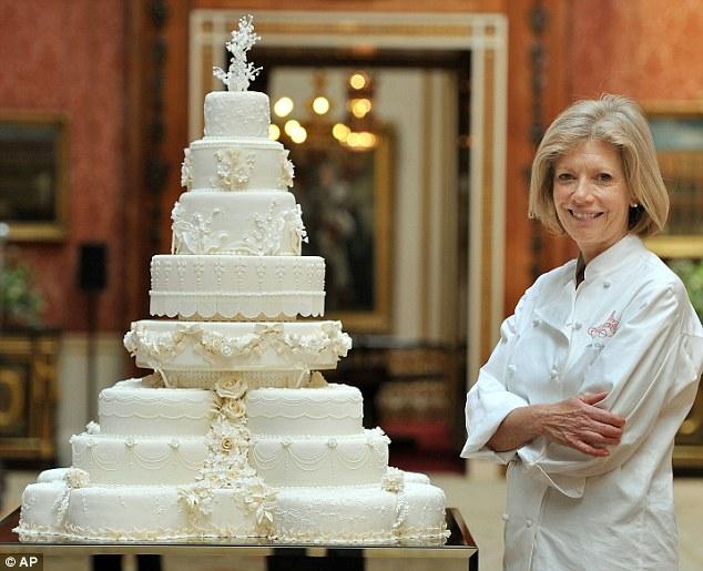 Fiona Cairns Fruit Cake