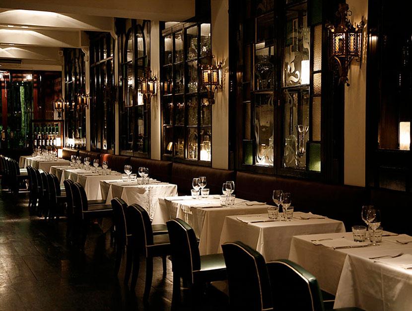 Restaurante flamant margot cosas de la vida - Decoracion de interiores restaurantes ...