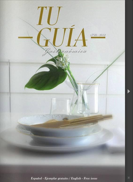 Tu guía gastronómica