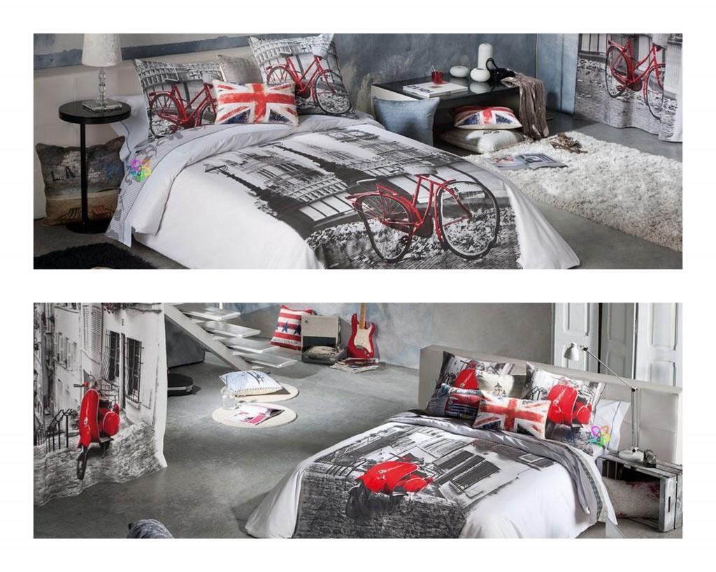 Ropa de hogar eizza - Dibujo bandera inglesa ...