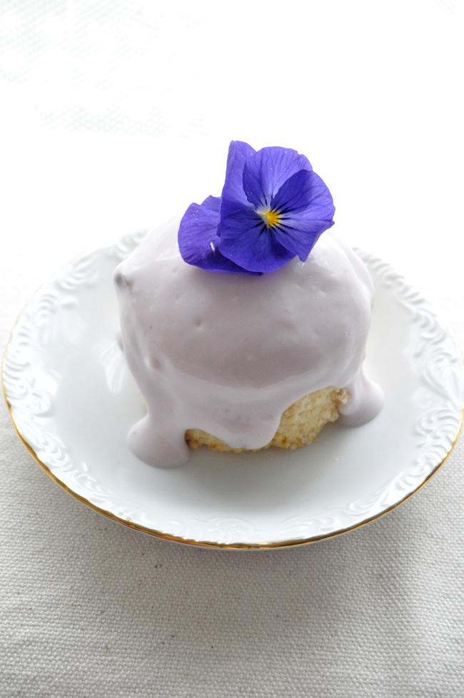 cupcake de yogurt