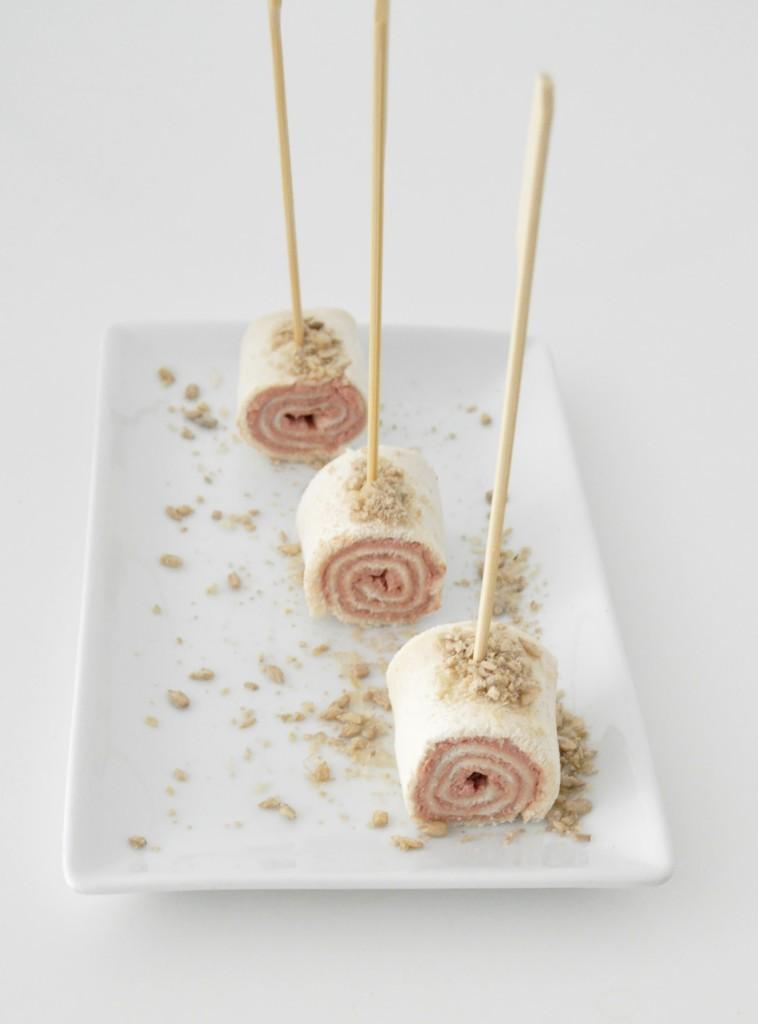 bocadillo de foie gras