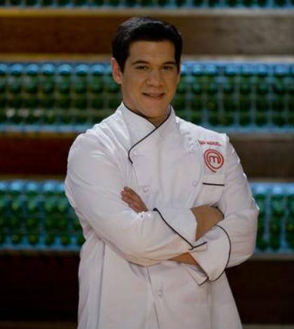Juan Manuel Master chef