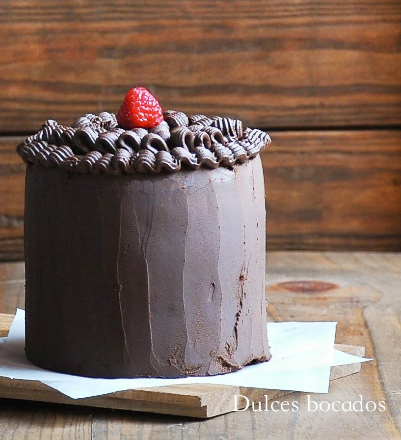 pastel cebra chocolate zebra cake