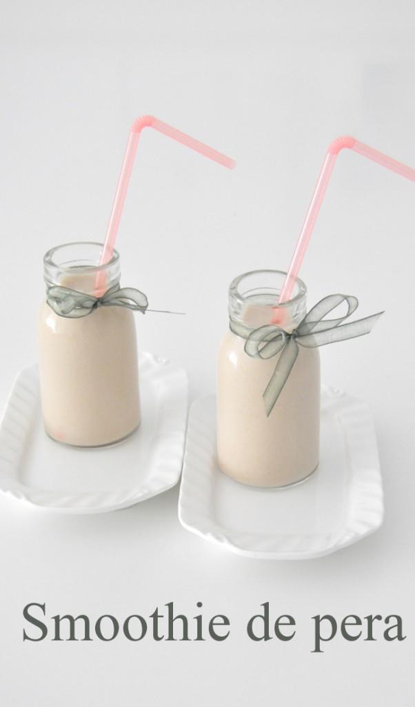smoothie de pera bis