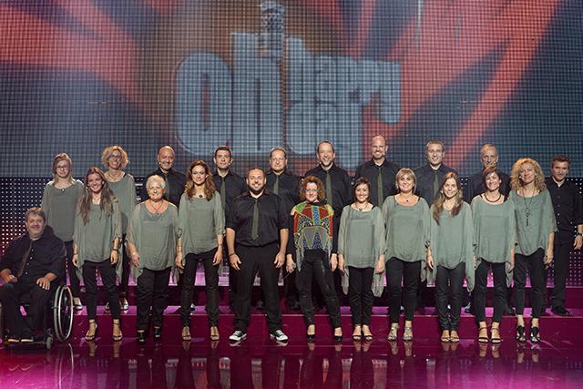 """Ver aquí el vídeo de presentación de Tons i Sons Terrassa Gospel en el programa """"Oh Happy Day"""" de TV3"""