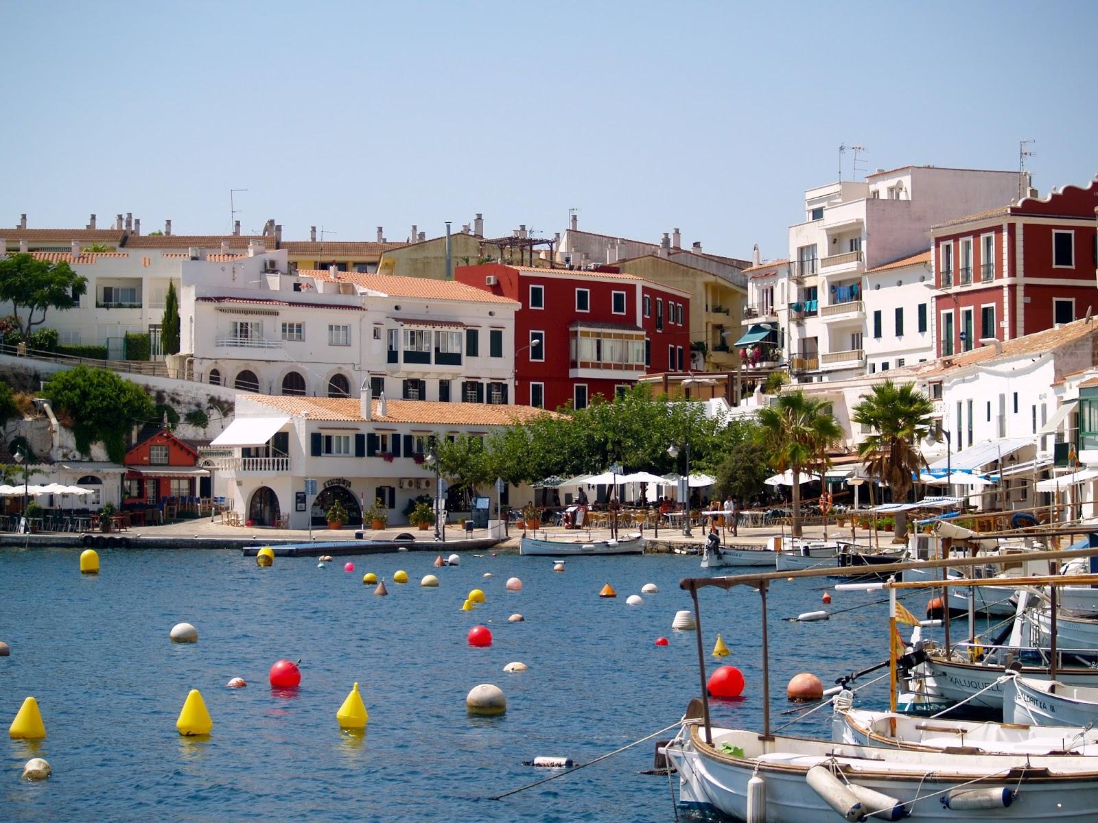 Menorca, paso a paso blog