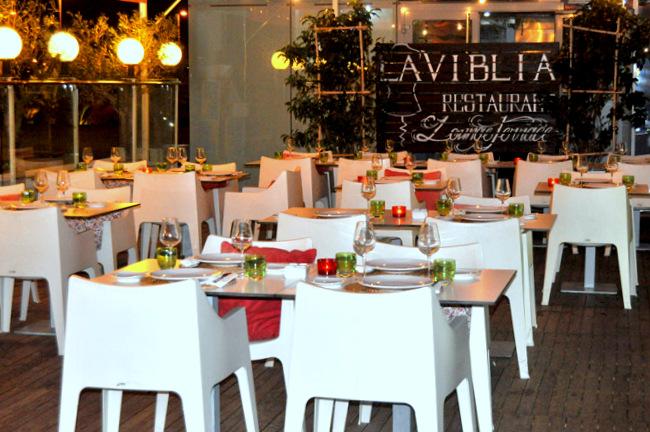 Restaurante Laviblia