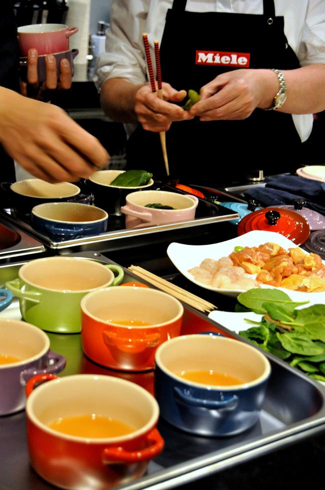 Curso De Cocina Japonesa Madrid | Taller De Tapas Japonesas Con Comer Japones Y Miele Center