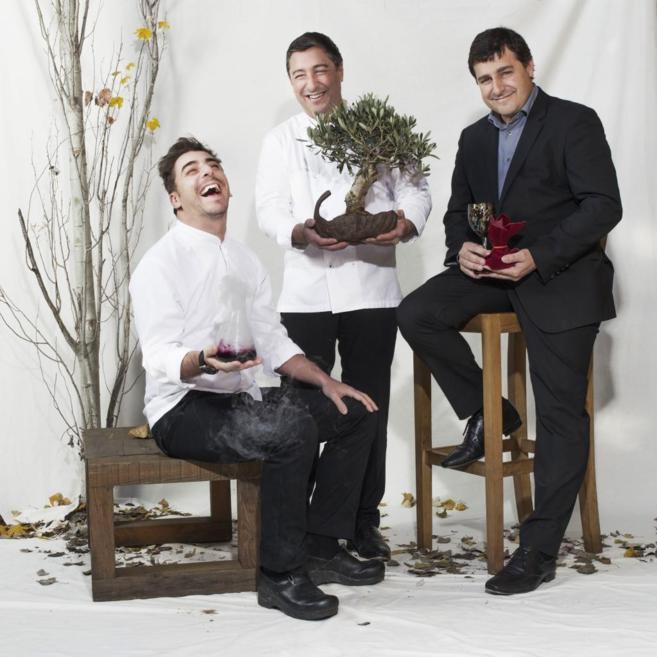 Noma mejor restaurante del mundo 2014 for Hermanos roca biografia