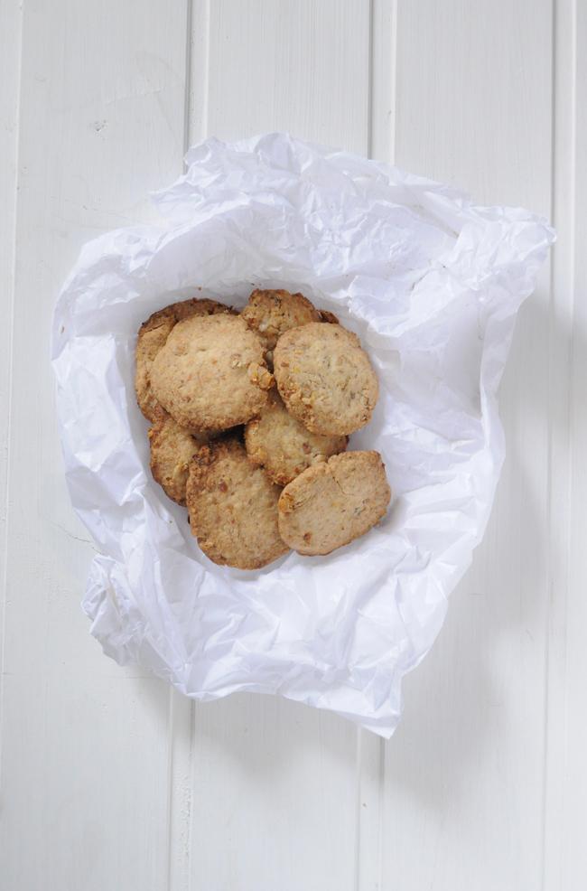 galletas de nueces