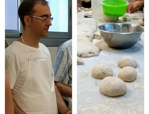 Taller de pan con Daniel Jordá de Panes Creativos