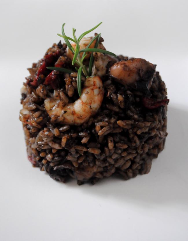 arroz negro mil