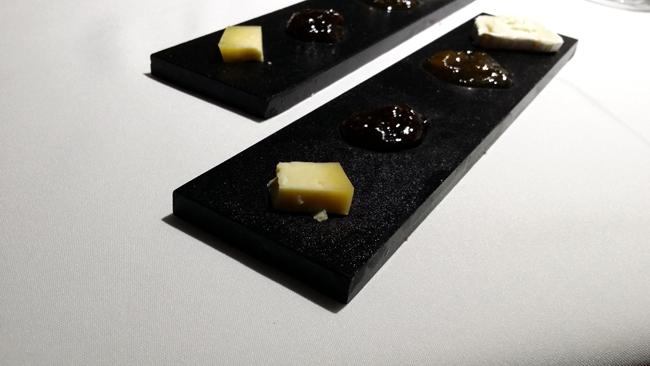 quesos con mermeladas caseras