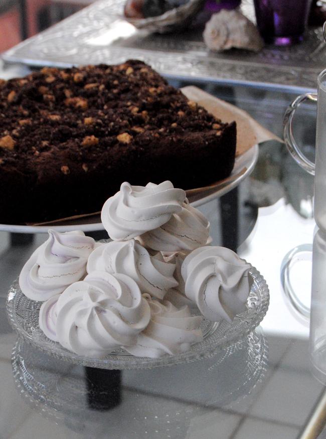 tartas sin lactosa y suspiros