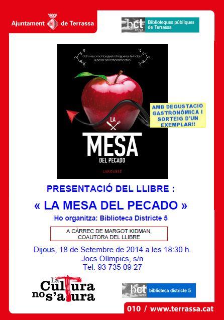 BibliotecaDistricte5