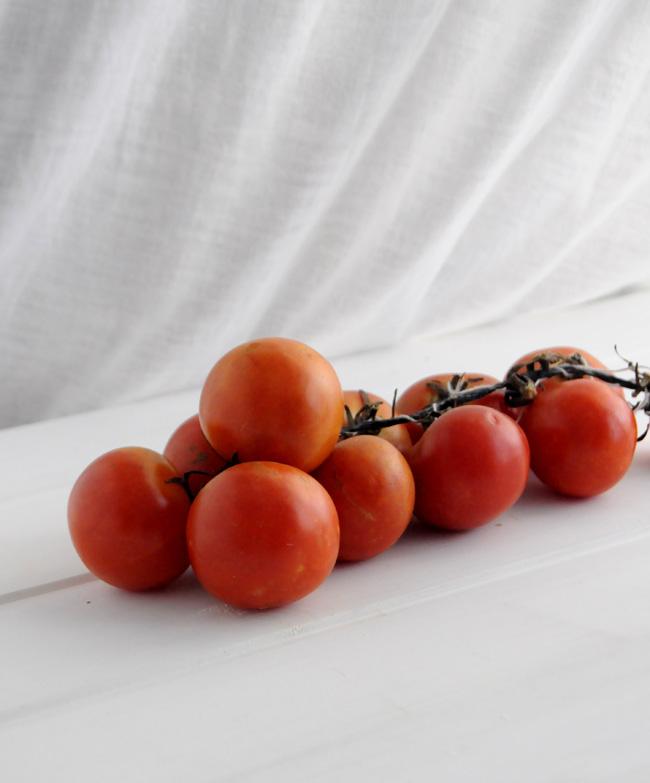 sopa de tomate y pimientos