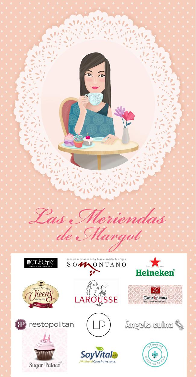 Las Meriendas de Margot (Eclectic Restaurant) Logos