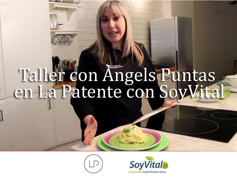 Taller Angels Puntas - La Patente SoyVital