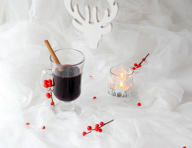Glühwein vino de Navidad