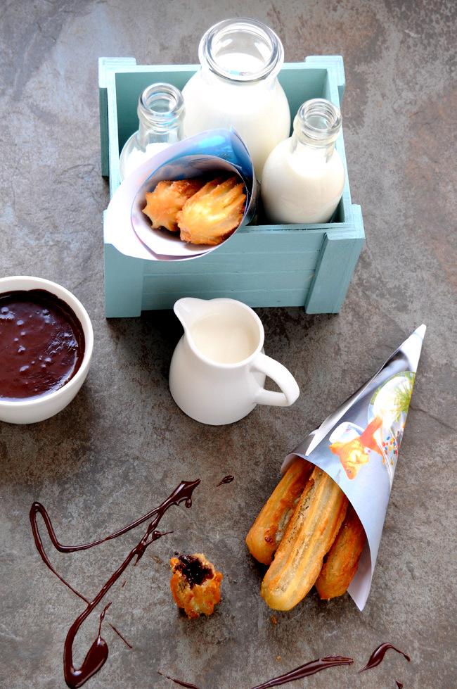 Churros rellenos de chocolate Maheso1-001