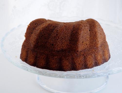 SPICY PUMKIN BUNDT CAKE (Bundt cake de calabaza)