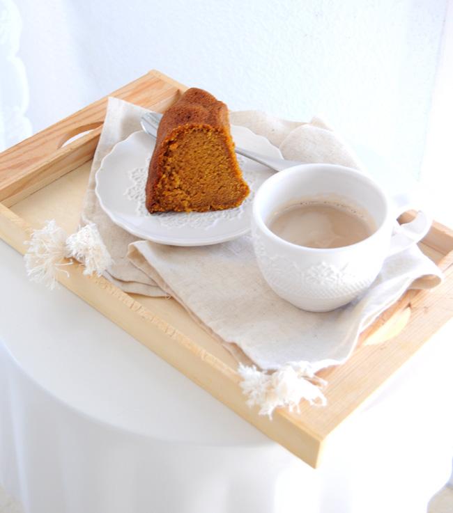 SPICY PUMKIN BUNDT CAKE ( Bundt cake de calabaza)