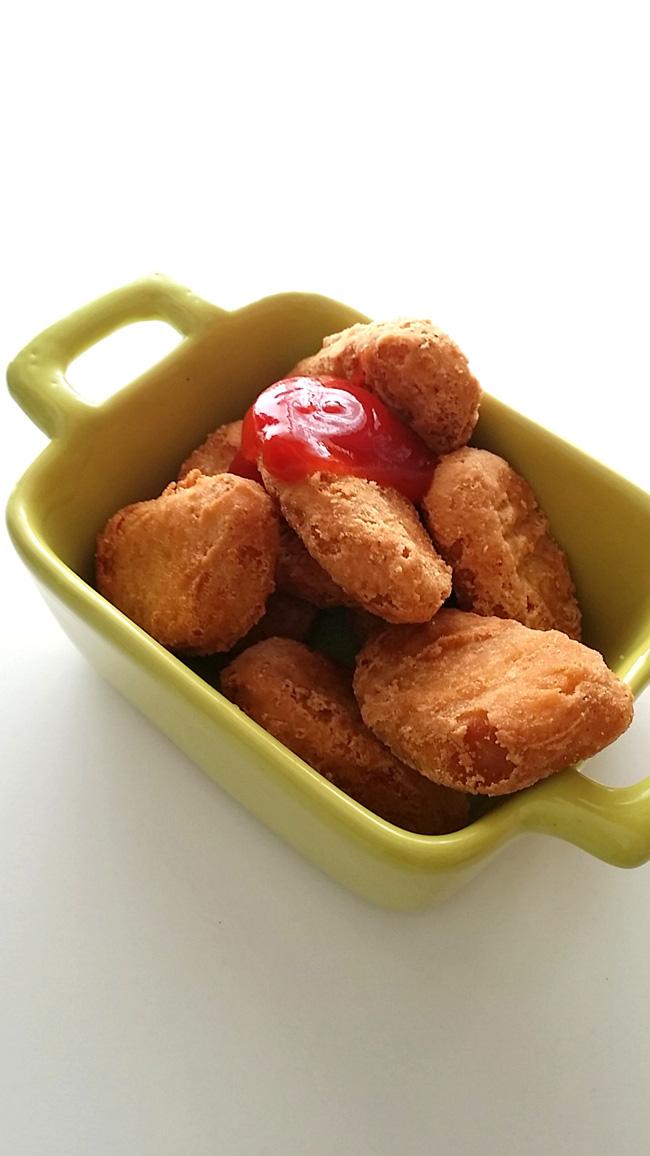 Nuggets de pollo Maheso