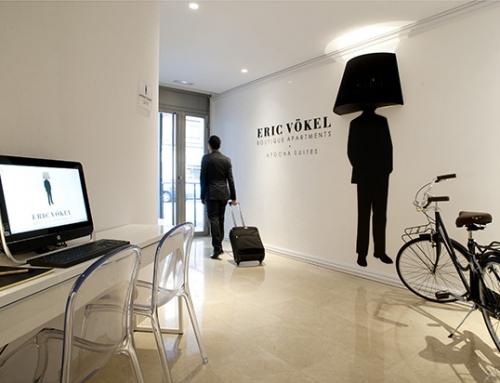 Ya tenenemos ganadora de los apartamentos Eric Vökel