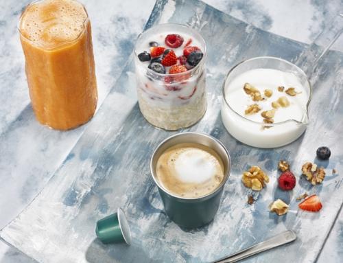 1.001 formas de desayunar con Nespresso