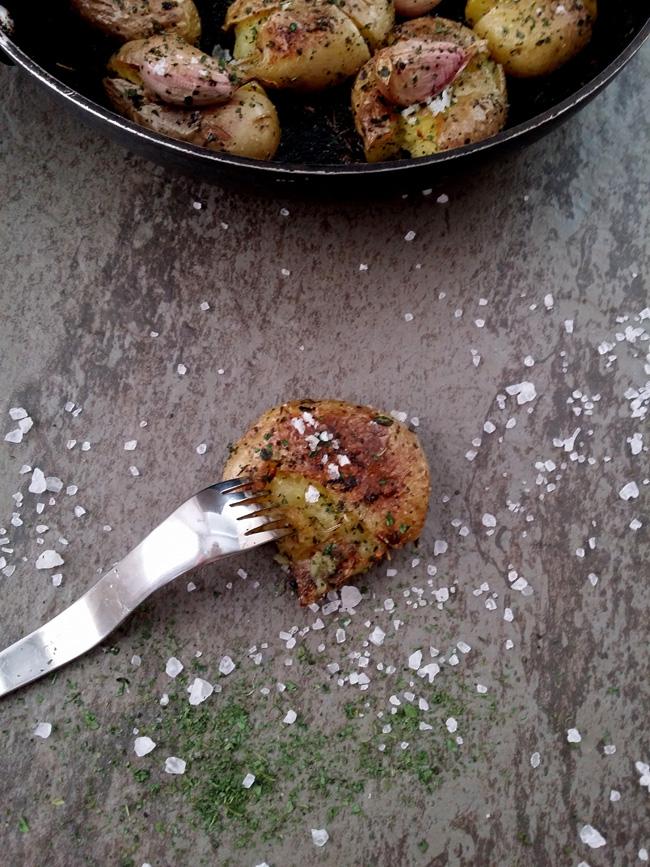 patatas esparrracadas