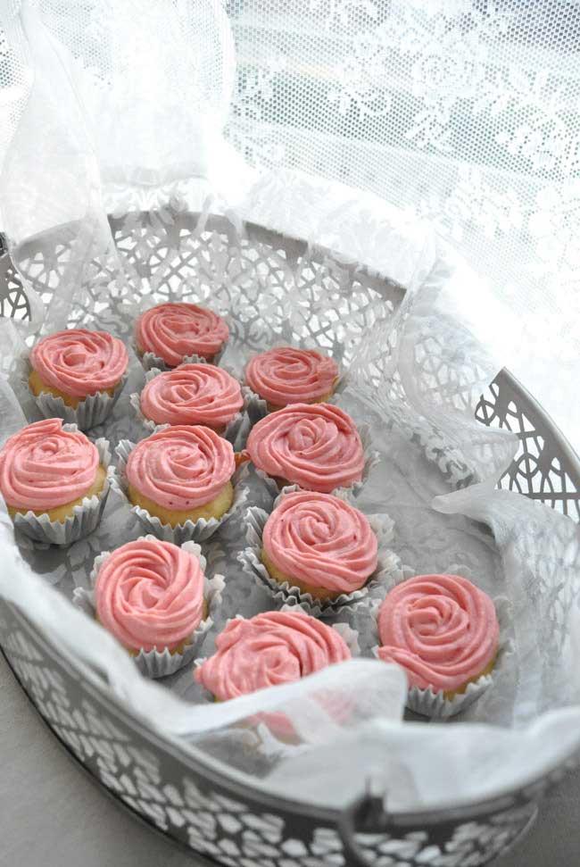 Cupcakes-vainilla