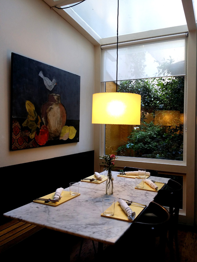 restaurante Llumí
