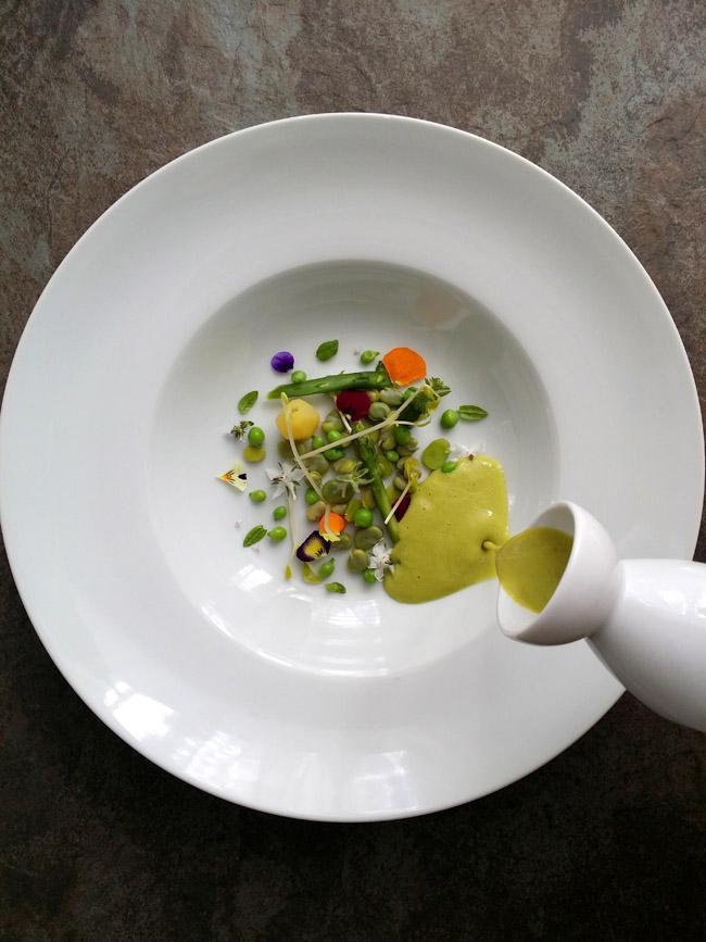 Receta de menestra en el blog de eltenedor - Como preparar menestra de verduras ...