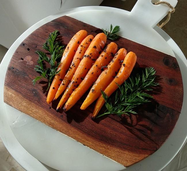 Zanahorias a baja temperatura